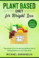 Plant Based Diet for Weight Loss Book