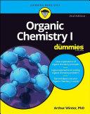 Organic Chemistry I For Dummies Pdf/ePub eBook