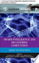Swarm Intelligence and Bio Inspired Computation Book