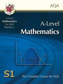 AS/A Level Maths for AQA - Statistics 1: Student Book