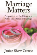 Pdf Marriage Matters