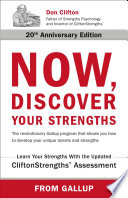 """""""Now, Discover Your Strengths"""" by Gallup, Marcus Buckingham, Donald O. Clifton, Gallup Organization"""