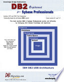 Db2 Explained For Sybase Professionals Book PDF