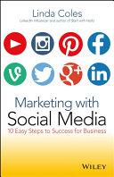 Marketing with Social Media
