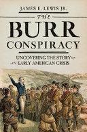 The Burr Conspiracy Book PDF