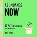 Pdf Abundance Now