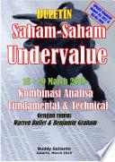 BULETIN (laporan keuangan Q1-Q4 2017 & 2018) SAHAM-SAHAM UNDERVALUE 18 - 29 March 2019