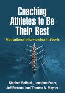 Coaching Athletes to Be Their Best Pdf/ePub eBook