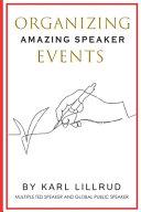 Organizing Amazing Speaker Events Book PDF
