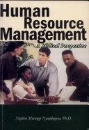 Human Resource Management: A Biblical Perspective
