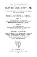 Progressive Medicine Book