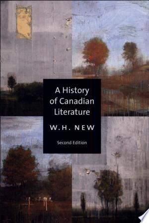 Download A History of Canadian Literature Free Books - EBOOK