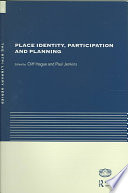 Place Identity Participation And Planning