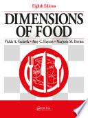 Dimensions of Food