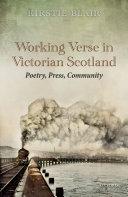Working Verse in Victorian Scotland