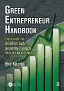 Green Entrepreneur Handbook