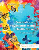 Varcarolis  Foundations of Psychiatric Mental Health Nursing Book