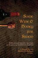 Some Wine and Honey for Simon Pdf/ePub eBook