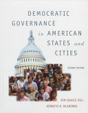 Democratic Governance in American States and Cities