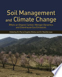 Soil Management And Climate Change Book PDF
