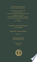 Chemical Transformations of Polymers Book