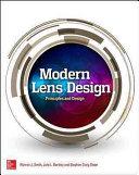 Modern Lens Design  Third Edition