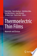 Thermoelectric Thin Films