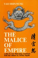 Pdf The Malice of Empire