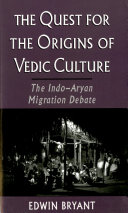 Pdf The Quest for the Origins of Vedic Culture Telecharger