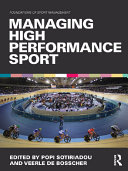 Managing High Performance Sport Pdf/ePub eBook