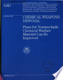 Chemical Weapons Disposal Book PDF