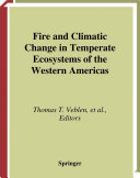 Fire and Climatic Change in Temperate Ecosystems of the Western Americas [Pdf/ePub] eBook