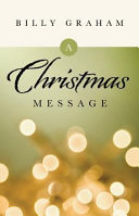 A Christmas Message  Pack of 25  Book