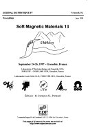 Soft Magnetic Materials 13