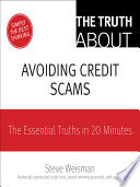 The Truth About Avoiding Scams