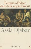 Femmes d'Alger dans leur appartement ebook