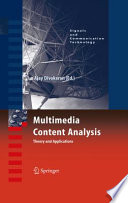 Multimedia Content Analysis Book PDF