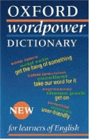 Oxford Wordpower Dictionary Book