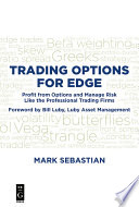 Trading Options for Edge Book
