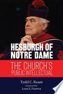 Hesburgh of Notre Dame