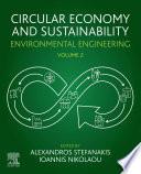 Circular Economy and Sustainability Book