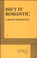 Isn't it Romantic