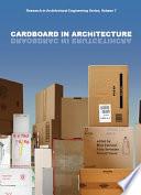 Cardboard in Architecture Book
