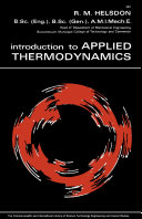 Introduction to Applied Thermodynamics