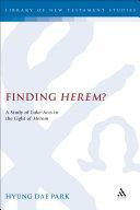 Finding Herem?