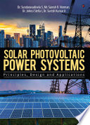Solar Photovoltaic Power Systems Book