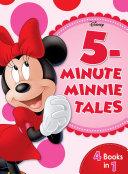 5-Minute Minnie Tales Pdf/ePub eBook