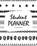 Student Planner  8x10 Softcover Log Book   Planner   Tracker