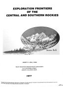 Exploration Frontiers of the Central and Southern Rockies