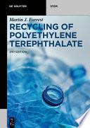 Recycling of Polyethylene Terephthalate Book